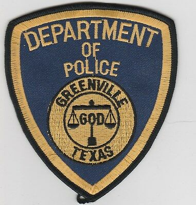VTG TEXAS POLICE Department of Public Safety Driver License