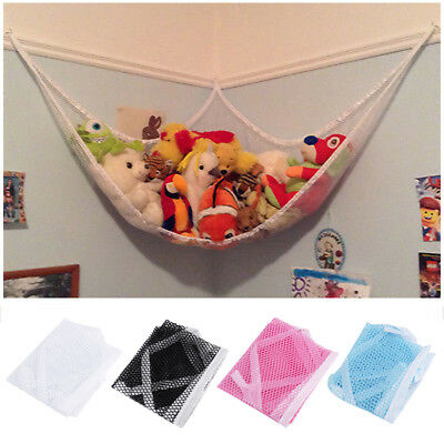 NEW Toy Hammock Net Stuffed Jumbo Animals Organize Storage Organizer New Kids