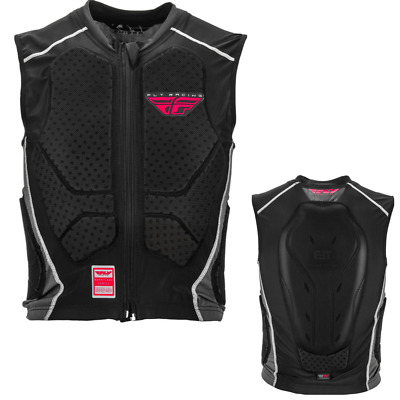 Fly Racing Barricade Motorcycle Protection Zip Vest