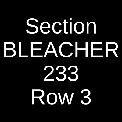 2 Tickets Spring Training: Tampa Bay Rays @ Boston Red Sox (SS) 3/21/19