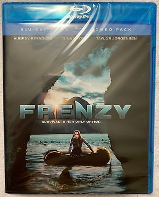 New Frenzy Blu Ray Dvd 2 Disc Set Free World Wide Shipping Buy It Now Action
