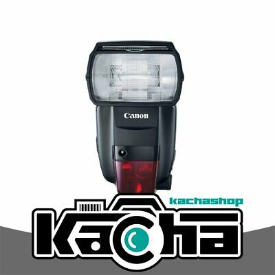 NUEVO Canon Speedlite 600EX II-RT Flash light