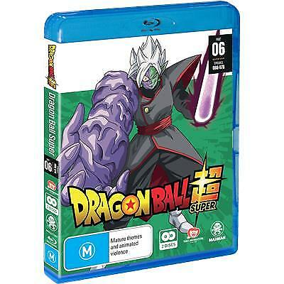 Dragon Ball Super : Part 6 : Eps 66-78 (Blu-Ray, 2019) (Region B) New Release