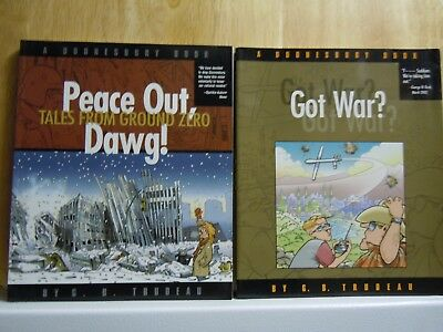 Peace Out, Dawg!: Tales from Ground Zero (Doonesbury)