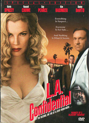 L.A. Confidential - REGION 1 DVD - FREE POST!