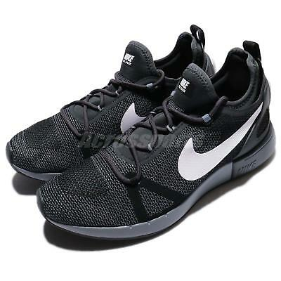 NIKE DUEL RACER Duellist Black White Anthracite Men Running Shoes 918228-007  - EUR 75 5123a2a4b