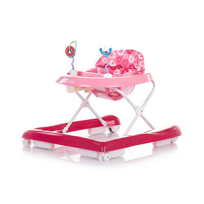 Andador Chipolino Smoothy 6m+, Pink Flowers