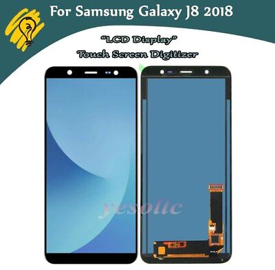 For Samsung Galaxy J8 2018 J810F LCD Touch Screen Digitizer Display Replacement