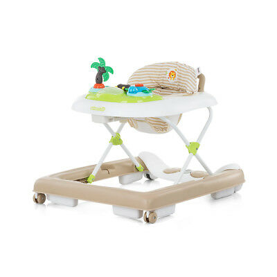 Andador Chipolino Jolly 6m+, Beige Lion