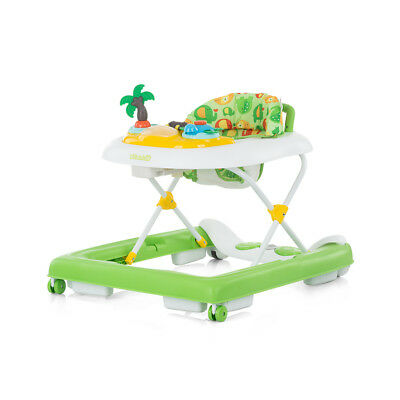 Andador Chipolino Jolly 6m+, Lime Elephants