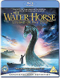 The Water Horse - Legend Of The Deep Blu-Ray | (Fantasy) (2008)