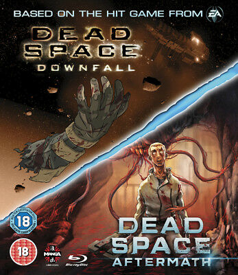 Dead Space - Downfall / Dead Space - Aftermath Blu-Ray | 2 Disc Boxset