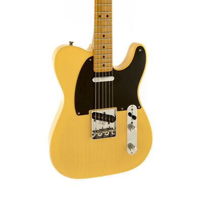 Fender Road Worn 50s Telecaster Electric Guitar, Blonde, Maple (NEW)