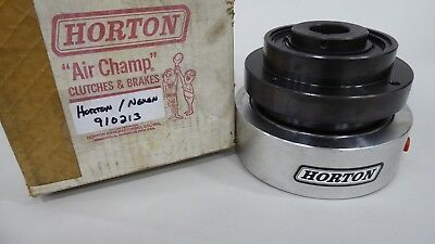 Horton Nexen 910213 Tooth Clutch 1-1/4 bore 531306 Air Engaged 1/8NPT