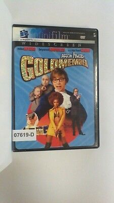 DVD AUSTIN POWERS -GOLDMEMBER - Mike Myers in Original Jacket