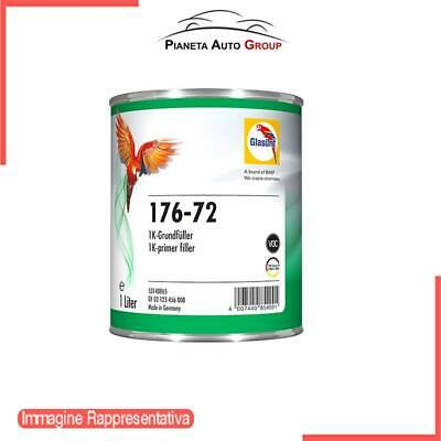 Fondo isolante monocomponente, idrosolubile, grigio scuro 1L Glasurit 176-72
