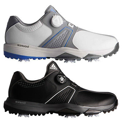 super popular a087a 79d56 New Adidas Mens 360 Traxion BOA Golf Shoes WIDE Width - Select Your Sz   Color