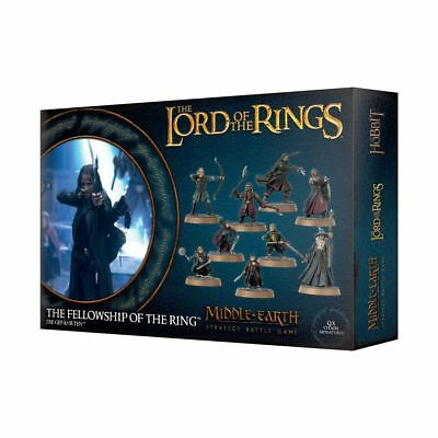 Warhammer Fellowship Of The Ring The Lord of the Rings new
