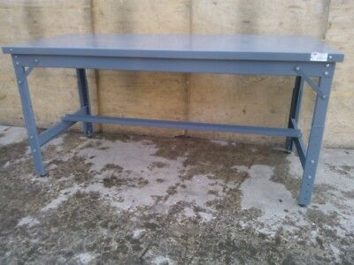 Engineering - Steel - General Purpose  Table  - Wilmat -  Made In England