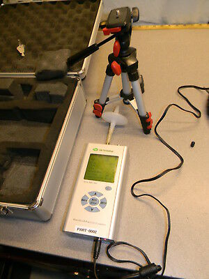 Hal Technology HAL-HPC300 Handheld Laser Particle Counter, Cal Due 2013, w Case