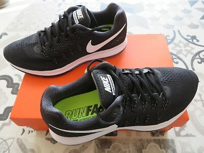 100% authentic fcfee 0b7e7 Basket Femme Nike Air Zoom Pegasus 33 Pointure 41 Neuves Dans Boite