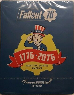 Fallout 76 Tricentennial - Steelbook Edition -  PS4 - NEU/OVP - PlayStation 4