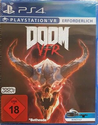 DOOM VFR - PS4 - NEU/OVP - PlayStation 4