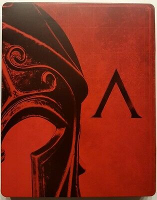 Assassin's Creed Odyssey - Steelbook - NO GAME - NEU - PS4 / Xbox One