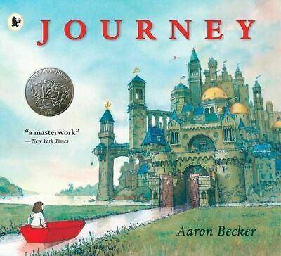 NEW Journey By Aaron Becker Paperback Free Shipping