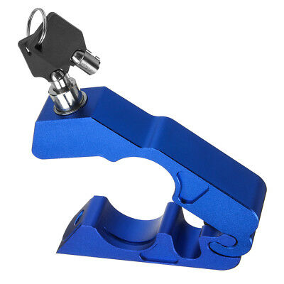 Motorcycle Handlebar Lock Brake Clutch Security Safety Theft Protection I5B9