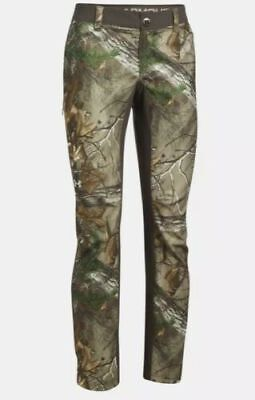 c66a09430f024 UNDER ARMOUR Fletching Hunting Pants Women's Size 6 Ridge Reaper 1293111-944