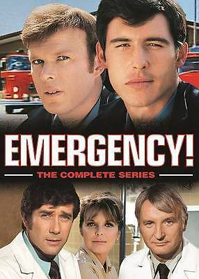 Emergency The Complete Series DVD 1-6 & Final Rescues Season 1 2 3 4 5 6 NEW