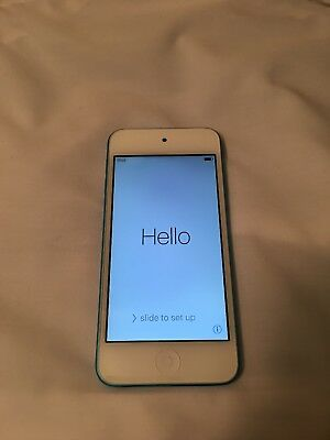 Apple - iPod Touch 5th Generation Blue (16gb) A1421 iSight Camera Rear Camera