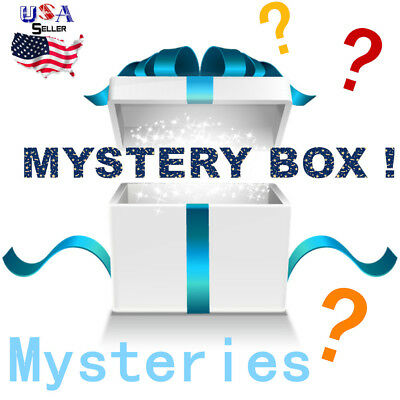 $38 Mysteries Box New! Anything and Everything? No Junk!! Valentines Gift !! $38
