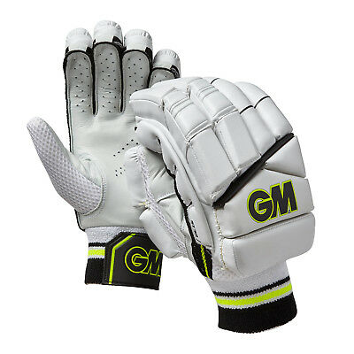 Gunn & Moore 2018 ST30 Batteur Cricket Gant Protection Blanc/Citron Vert