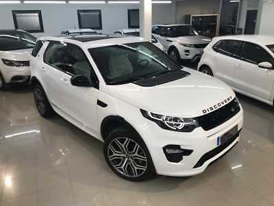 Land-Rover Discovery Sport 2.0TD4 180cv 4x4 SE Dynamic Pack
