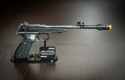 Princess Leia blaster replica | Star Wars Replica Leia gun | Star Wars Props | S