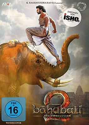 Bahubali 2 - The Conclusion, Bollywood DVD NEU + OVP!
