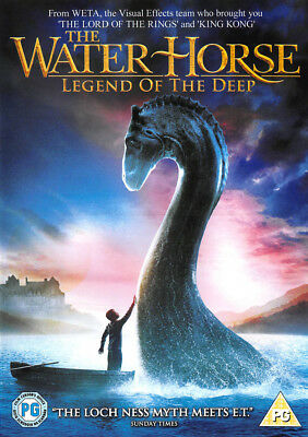 The Water Horse - Legend Of The Deep DVD