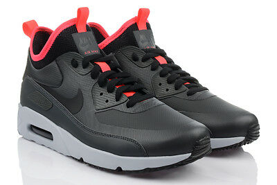 uk availability b6006 0b65e Nike Air Max 90 Ultra Mid Hiver Homme Exlcusive Baskets Chaussures D Hiver