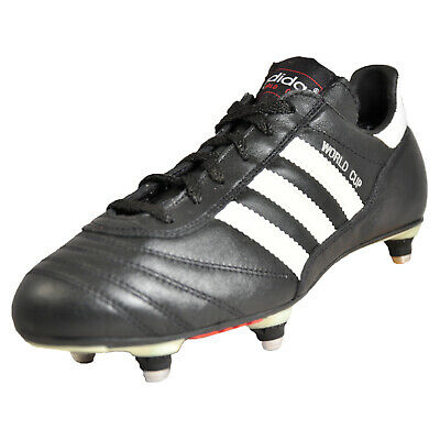 3041316f2 Adidas World Cup SG Men s Kids Boys Pro Leather Classic Premium Football  Boots B