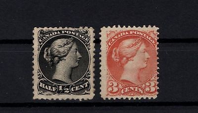 Bp99961/ Canada / Scott # 21 - 37 Neufs (*) / Unused (*) 256 €