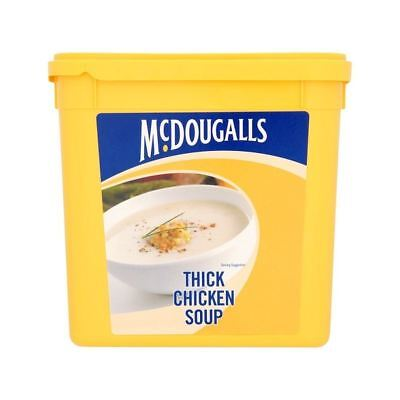 McDougalls Thick Chicken Soup 2.25kg