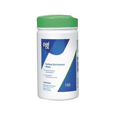 Pal TX Surface Disinfectant Wipes 150 Wipes Pack of 10