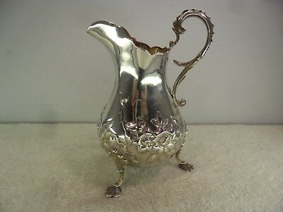 Charles Fox William IV Solid Silver Cream Jug, London 1830