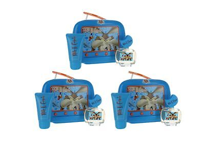 Wile E.Coyote by Looney Tunes for Kids ComboPk: GiftSet-LunchBox New in Box 3PK