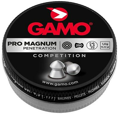 Plombs Pro Magnum - Penetration 5,5 mm - GAMO