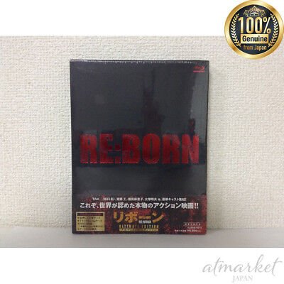 Nuevo Re: Born Reborn Blu-Ray Última Edición [Limited Prensa] From Japan