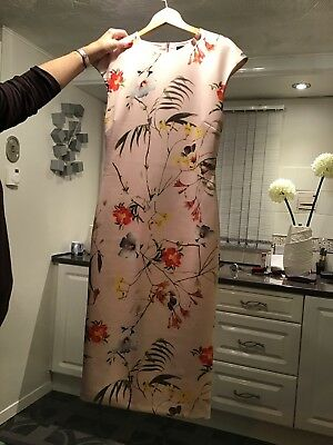 45bd8fbb97069 TED BAKER SIZE 4 occasion dress