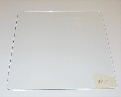 Nikon Glass Stage Insert 165mmX165mm